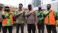 Dukung Vaksinasi Merdeka, Gojek Gratiskan GoRide-GoCar untuk Relawan