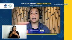 Ernest Prakasa dan Jefri Nichol Bicara soal Kreativitas Digital