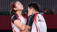 Drama Greysia/Apriyani di Final: Raket Lawan Penyok, Challenge Dicuekin