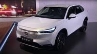 Cuma Hybrid, Honda HR-V Model 2022 Rilis di Eropa