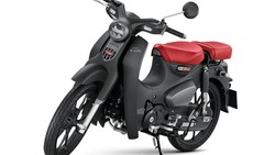 Honda Perbarui Super Cub C125, Salah Satu Motor Bebek Termahal di RI