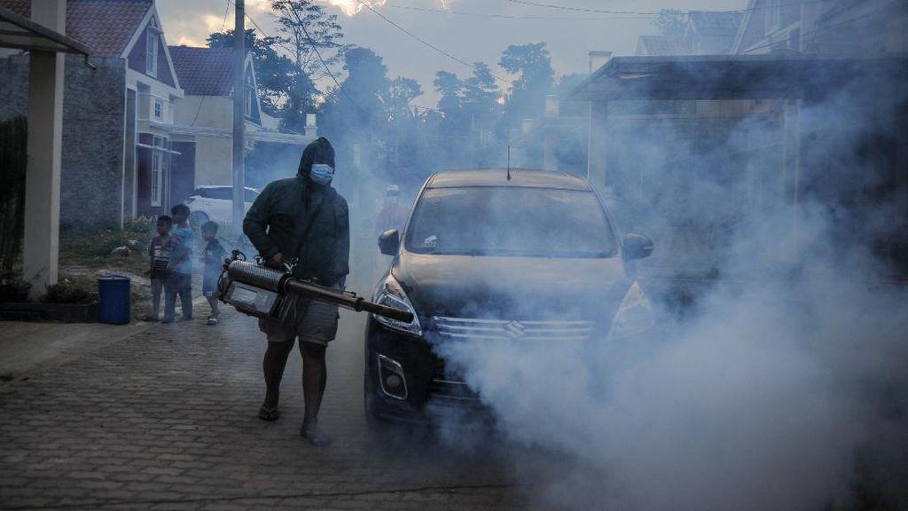 Nah Loh! Kasus DBD Tertinggi Terjadi di Jawa Barat