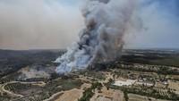 Kebakaran Hutan Turki, Turis Dievakuasi