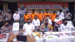 Urusan Jatah di Balik Pemred Media Lokal Disiram Air Keras di Medan