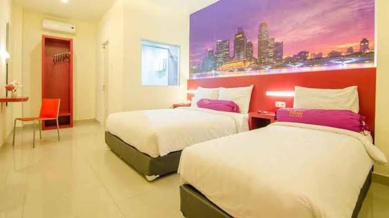 Liberta Hotel Malang.