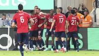 Lille Vs PSG: Menang 1-0, Les Dogues Juara Piala Super Prancis