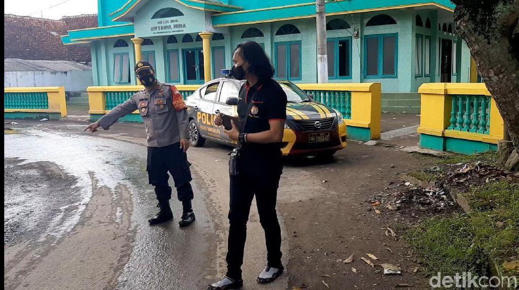 Mantan Cabup Tasikmalaya Dipolisikan Dugaan Penodongan Pistol