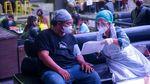 Menparekraf Sandiaga Uno Tinjau Vaksinasi di Holywings