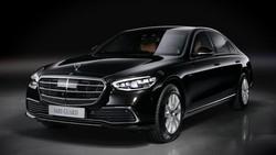 Mobil Anti Peluru Mercedes-Benz yang Tahan Peluru AK-47