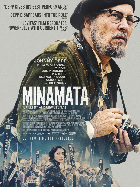 Poster film Minamata