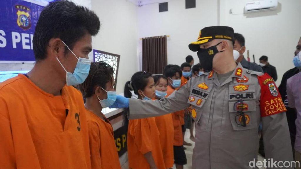 Dituduh Dukun, Pasutri di Riau Diikat-Disiksa Pakai Besi Panas hingga Tewas