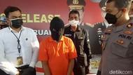 Penculik Anak di Pasuruan Ngaku Khilaf Karena Baru Sebulan Cerai