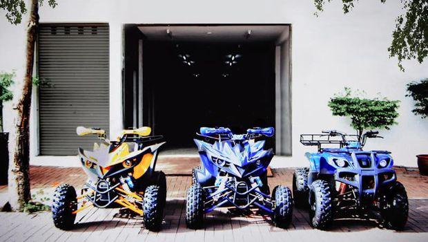 Produk-produk kendaraan GPX Thailand
