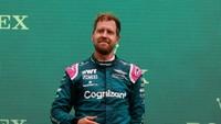 F1 GP Hungaria: Vettel Didiskualifikasi, Hamilton Naik ke Posisi Runner-up