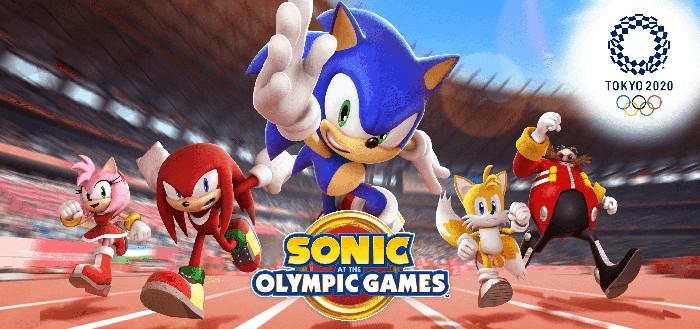 Sega Bikin Game Mobile Bertemakan Olimpiade Tokyo 2020, Udah Coba?