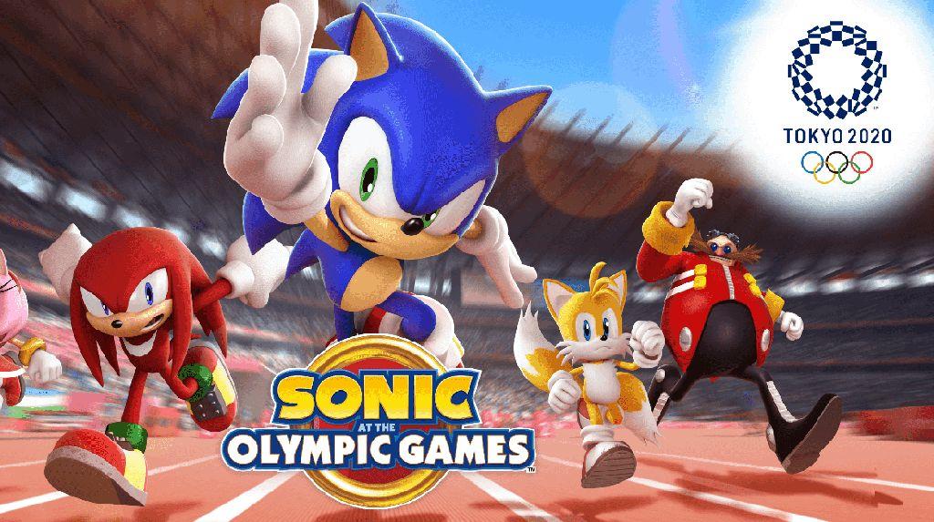 Sega Bikin Game Bertema Olimpiade Tokyo 2020, Penasaran?