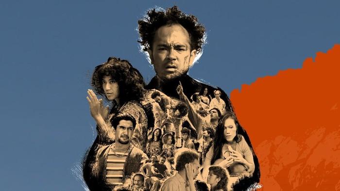 Poster internasional film Seperti Dendam, Rindu Harus Dibayar Tuntas