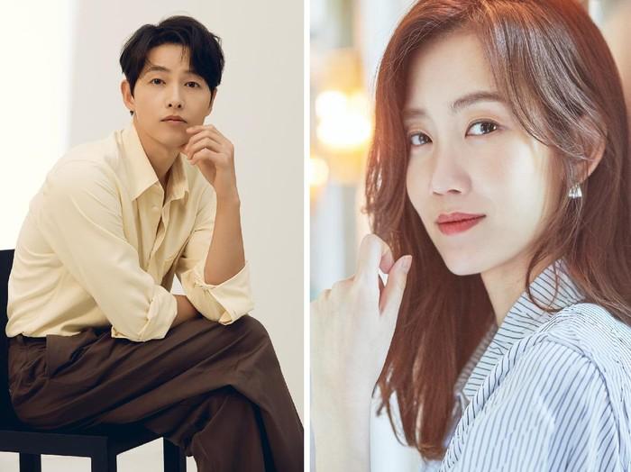 Song Joong Ki dan Shin Hyun Bin