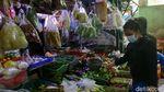 Yuk Lihat Pasar, Jalan dan Warteg Hari Terakhir PPKM Level 4