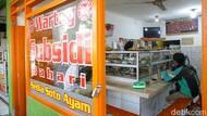 Makassar PPKM Level 2, Warteg-PKL Bisa Sampai Pukul 22.00 Wita