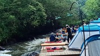 Pengelola Buka Suara soal Pembongkaran Tempat Camping Pangalengan