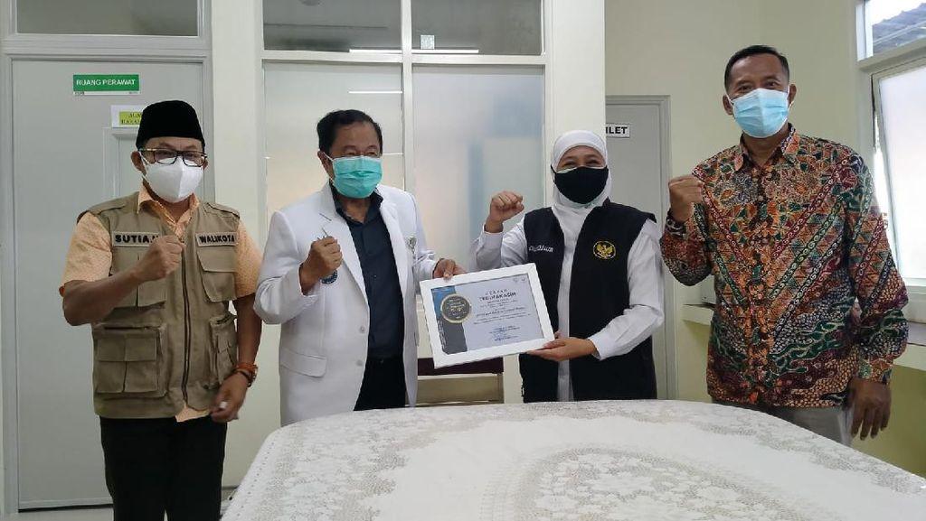 Jatah Vaksin Ketiga Nakes di Kota Malang 11.934 Dosis