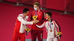 Klasemen Olimpiade Tokyo 2020: Dapat Emas, Indonesia Urutan ke-35
