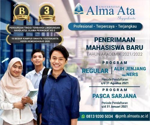 Univ Alma Ata Yogyakarta