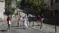 Protes Warga Prancis soal Wajib Kartu Vaksin saat Berpergian