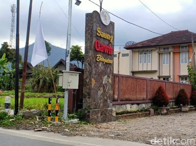 Wisata Lumpuh, Bendera Putih Marak di Ciwidey: Kas Kosong, Utang Numpuk
