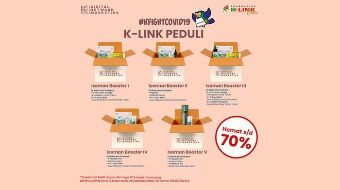 adv k-link