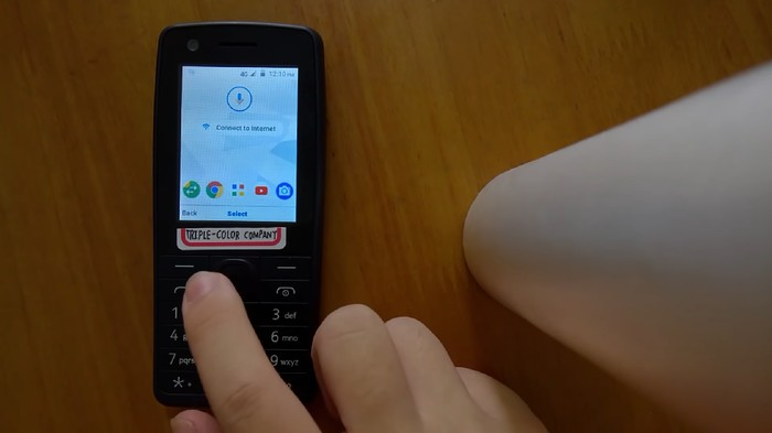 Android for Feature Phones