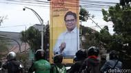 Baliho Airlangga untuk 2024 Mejeng di Kota Bandung