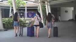 PPKM: Jumlah Penumpang Bandara Ngurah Rai Bali Turun 81 Persen