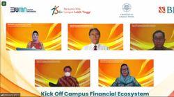 BNI Jadikan UGM Kampus Percontohan Ekosistem Finansial Terintegrasi