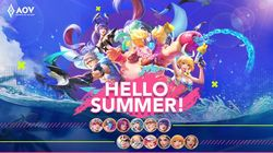 Dapatkan Skin Summer AOV dari Magic Draw Spesial Summer!