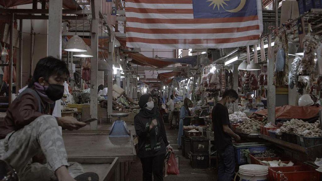Ngeri! Malaysia Cetak Rekor 19 Ribu Kasus COVID Sehari