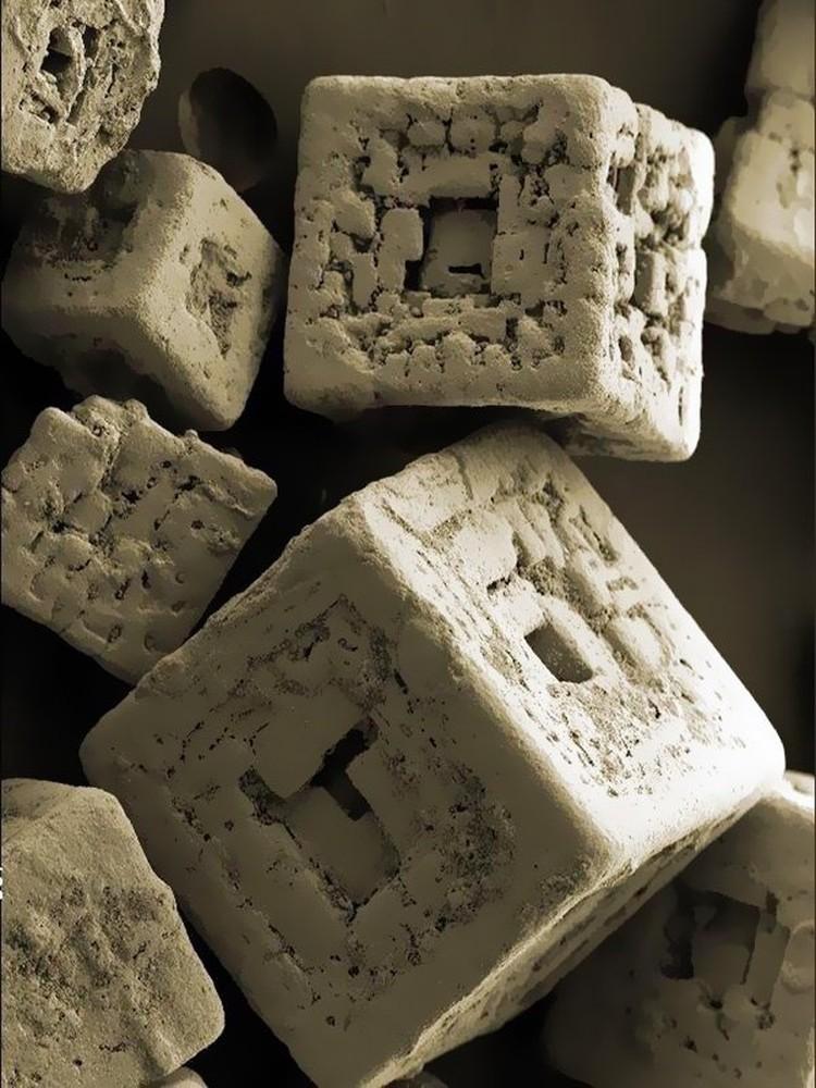 Foto mikroskop