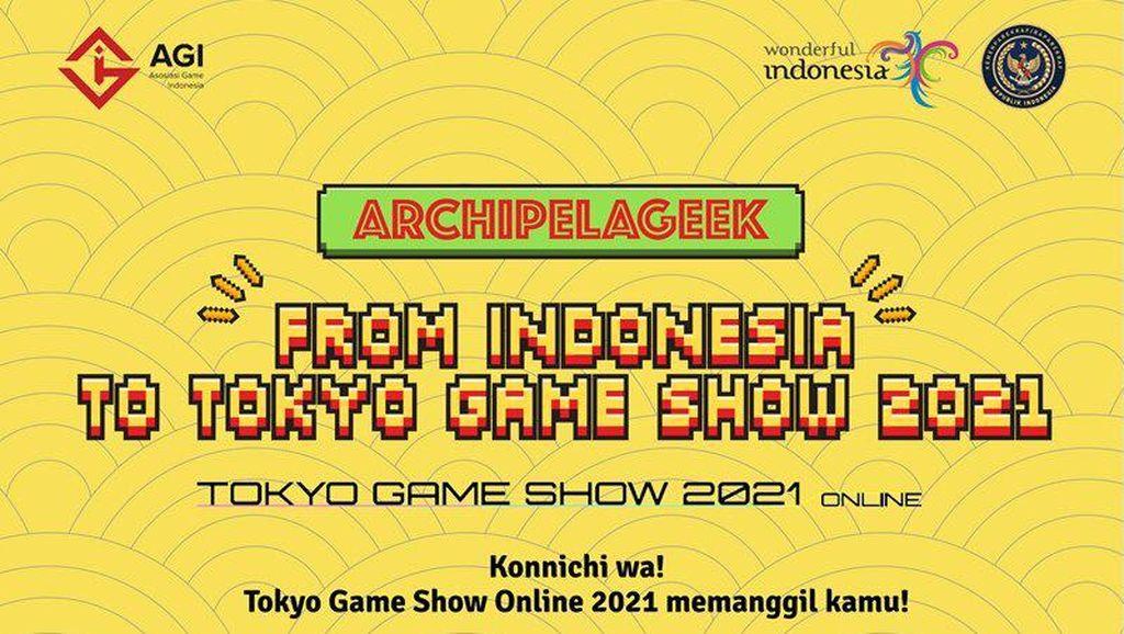 Game RI Siap Unjuk Kualitas ke Dunia Melalui Tokyo Game Show 2021