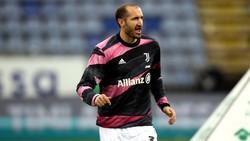 Chiellini Masih Ingin Tulis Sejarah di Juventus