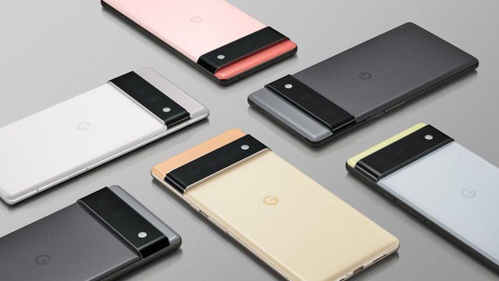 Pixel 6 Bakal Lebih Menarik Dibanding iPhone 13, Masa Sih?