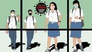 Siswa Solo Kena Corona Terus Bertambah, Gibran Berang Banyak Pelajar Ngemal
