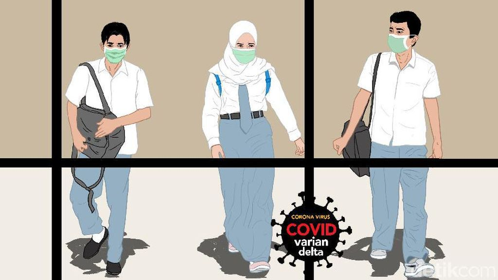 Pemkot Bandung Siap Tutup PTM Jika Sekolah Abai Prokes