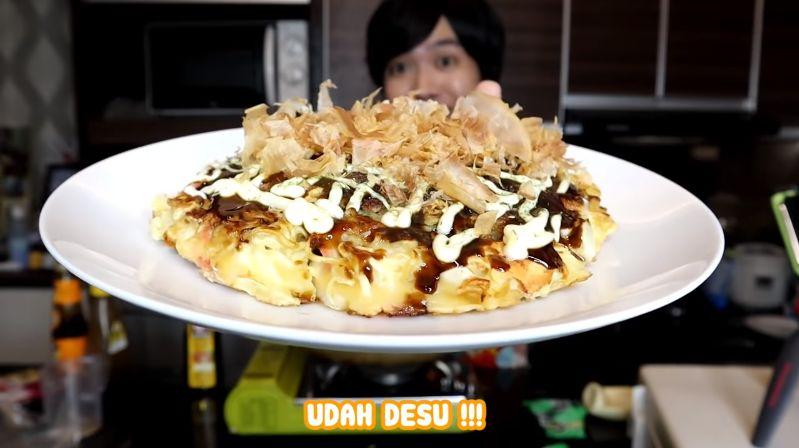 Indomie Okonomiyaki