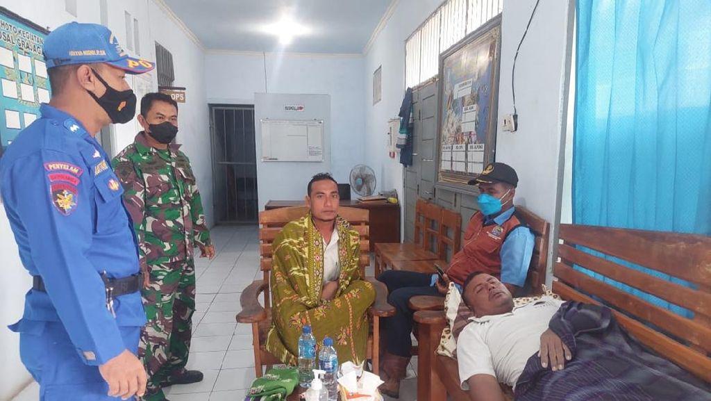 2 ABK Kapal Nelayan yang Dihantam Ombak di Banyuwangi Ditemukan Selamat