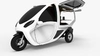 Dicari! Modifikator untuk Garap Kendaraan Listrik Roda Tiga, Hadiahnya Puluhan Juta