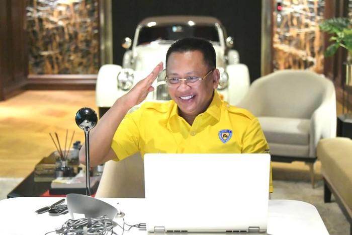 Ketua MPR Ingatkan Pentingnya PPHN bagi Pembangunan Nasional