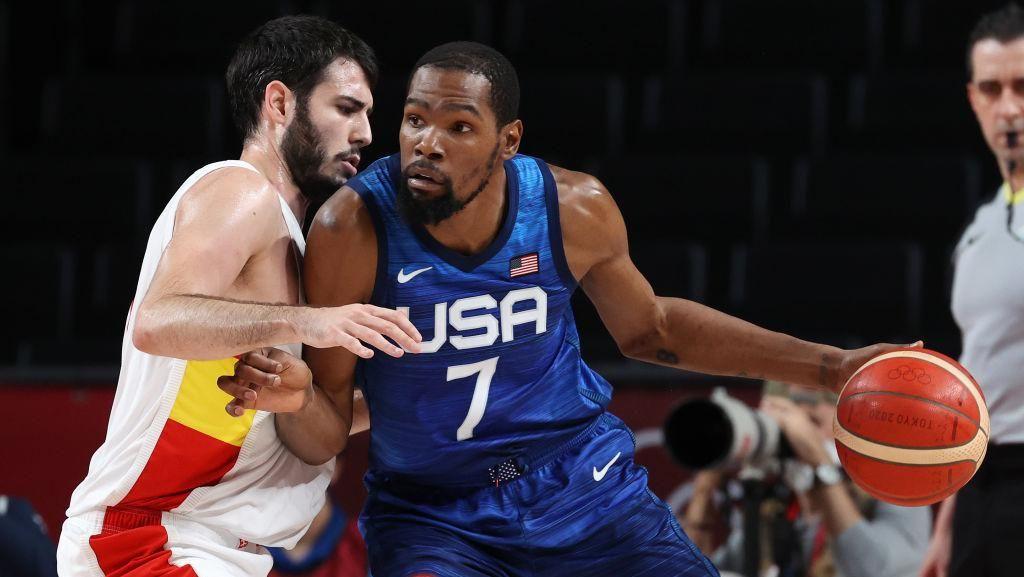 8 Besar Basket Olimpiade Tokyo 2020: AS dan Slovenia ke Semifinal
