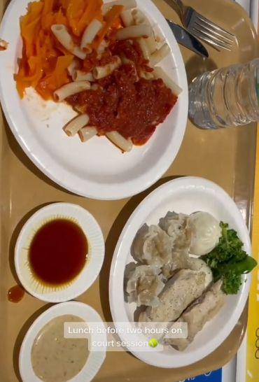 Makanan favorit atlet mancanegara di dining hall Olimpiade Tokyo 2020