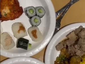 Olimpiade Tokyo 2020 Penuh Makanan Enak, Menu Ini Jadi Favorit